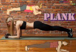 Plank Hareketi: Göbek Yağlarını Eritmek İçin Mucize Yöntem