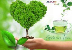 Yeşil Çay İle Zayıflama | 1 Ayda 5-8 Kilo