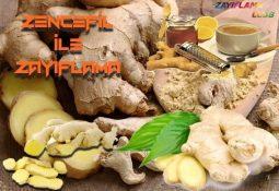 Zencefil İle Zayıflama| 15 Günde 5 Kilo