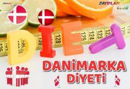 Danimarka Diyeti İle 13 Günde 20 Kilo! - Hızlı Zayıflatan Şok Diyet