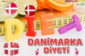 Danimarka Diyeti İle 13 Günde 20 Kilo! – Hızlı Zayıflatan Şok Diyet