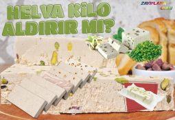 Helva Kilo Aldırır Mı? Kalorisi ve Besin Değerleri