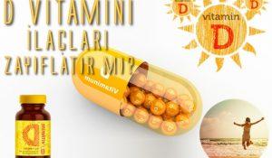 D Vitamini İlaçları Zayıflatır mı?