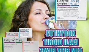 Euthyrox Tiroid İlacı Zayıflatır mı?