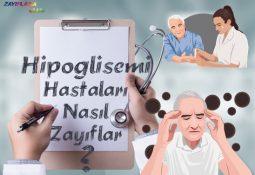 Hipoglisemi Hastaları Nasıl Zayıflar?