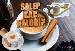 Salep Kaç Kalori?