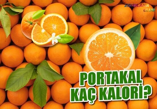 Portakal Kaç Kalori?