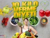 10 Kilo Verme Diyeti