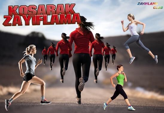 Koşarak Zayıflama