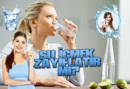 Su İçmek Zayıflatır mı? Kaç Kilo Verdirir?