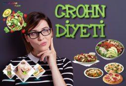 Crohn Hastaları Nasıl Beslenmeli? | Crohn Diyeti