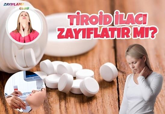 Tiroid İlacı Zayıflatır Mı?